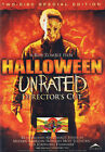 Thriller Halloween UNRATED DVD 2007 2 Discs Horror Scary Rob Zombie