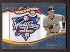 2014 Topps Update Series Baseball Retail World Series MVP Patch Card Gallery 38