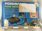 PONDMASTER POND WATER PUMP  FILTER ITEM 02217 1700 SYSTEM 700 GPH FOUNTAIN HDS