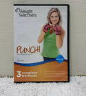 Weight Watchers Punch With Weighted Globes Fitness DVD