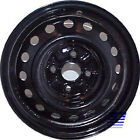 Reconditioned 14X55 Black Steel Wheel for 2000 2004 Toyota Echo 560 69391