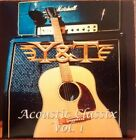 Y&T Acoustic Classix Vol. 1 CD 2018 NEW Dave Meniketti Yesterday & Today Y & T