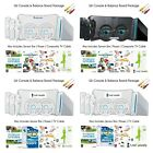 Wii Console | Wii Balance Board | 2 controllers | Mario Kart | Fit | Sports