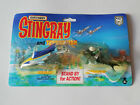 1992 Matchbox STINGRAY and TERRORFISH Diecast Vehicles Complete