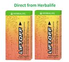 2 Herbalife Liftoff Tropical Fruit Force 10 Tablets FAST SHIPPING