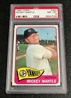 Comprehensive Guide to 1960s Mickey Mantle Cards 137
