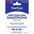 Brand New Tracfone Keep Your Own Phone 3 in 1 Prepaid SIM Kit