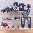 12pcs set Classical Tom and Jerry figure model sand cat modelling toy doll Loose