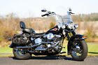 1998 Harley-Davidson Softail  1998 Harley-Davidson Softail Heritage Classic FLSTC w/ Extras Only 12,903 Miles!