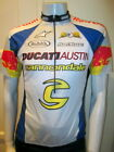 CANNONDALE VON DUTCH DUCATI SHOEI ALPINE STARS RED BULL CYCLING JERSEY RARE MED
