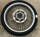 2006-2007 Klx250s Oem Front Wheel With Brake Disc