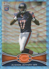 2012 Topps Chrome Football Blue Wave Refractor Checklist and Guide 13
