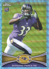 2012 Topps Chrome Football Blue Wave Refractor Checklist and Guide 16