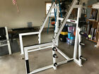 Sports Club Gym Equipment Olympic Squat Rack for free weight weightlifting