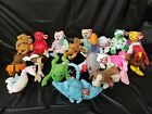 Ty Beanie Babies 1990s to Early 2000s, Lot of 20 (Lot 1) Peace Valentino Sunray