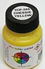 CHESSIE YELLOW TRU COLOR AIR BRUSH READY PAINT HO O On30 Model Railroad TCP3052