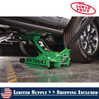 3 Ton Floor Jack With Rapid Pump Low Profile Steel Professional Green Lift Auto