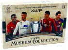 2018 19 TOPPS UEFA CHAMPIONS LEAGUE MUSEUM COLLECTION HOBBY BOX