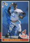 Bert Blyleven Cards, Rookie Cards and Autographed Memorabilia Guide 6