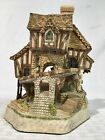 David Winter Cottages Mad Baron Fourthrite's Folly 1992 Limited Edition