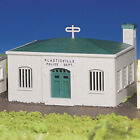 Bachmann 45145 Plasticville Classic Kit - Police Station HO Scale
