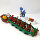 Fisher Price Little People Santa Sleigh Twas the Night Before Christmas