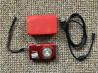 Nikon Coolpix S3100 14 Megapixel Compact Digital Camera Red