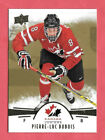2016 Upper Deck Team Canada Juniors Hockey Cards 18