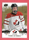 2016 Upper Deck Team Canada Juniors Hockey Cards 19