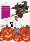 Halloween Anita Goodesign Embroidery Machine Design CD NEW 28AGHD