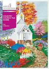 Country Church Tile Scene Anita Goodesign Embroidery Design CD NEW 137AGHD