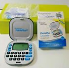 Weight Watchers Points Plus Pocket Calculator and Instructions Dark Grey