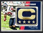 2012 Topps Football NFL Captain Patch Relic Cards Visual Guide 45