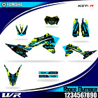 yamaha wr250x wr250r DECALS GRAPHICS STICKERS 2008 09 10 11 12 13 14 15 16 2018