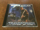BRUCE KULICK Transformer CD 2003 RARE OOP Kiss Union AUTOGRAPHED Version