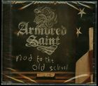 Armored Saint Nod To The Old School German press CD new