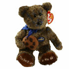 TY Beanie Baby - CHOCOLATE CHIP the Bear (Midwest Airlines Excl) (8.5 inch) MWMT