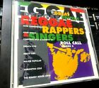 Great British Reggae Rappers & Roll Call Vol 2 CD Tippa Irie Mikey Tuff P Spence