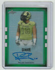 2018 Leaf Metal US Army All-American Bowl Football Cards - Trevor Lawrence Autographs 28