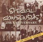 SPECIAL CONSENSUS - 25TH ANNIVERSARY - CD ALBUM our ref 1774