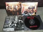 GRAYSON MANOR...BACK ON THE ROCK...indie US..HAIR METAL-HARD ROCK...2003.. RARE