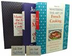 Julia Child MASTERING THE ART OF FRENCH COOKING SIGNED 2 Volume Set 1st Edition