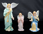 Lenox Renaissance Nativity  ANGELS IN ADORATION  Figurines EXC