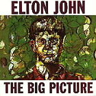ELTON JOHN THE BIG PICTURE CD: GERMAN IMPORT: GOOD CONDITION, PLAYS WELL