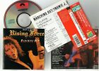 YNGWIE J. MALMSTEEN'S RISING FORCE / Marching Out - '97, JAPAN Re-issue + OBI