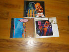 Foreigner CD lot Greatest Hits / Unusual Heat / Greatest Hits Live