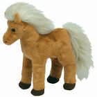 TY Beanie Baby - SPURS the Horse (6.5 inch) - MWMTs Stuffed Animal Toy
