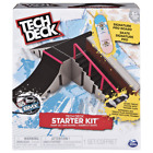 New Toy Machine TECH DECK BMX Skateboard Fingerboard Skate SK8 Ramp Starter Kit