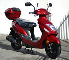 99 Assembled 2020 BEEMER 50 49cc Gas Scooter Moped +Windshield Remote Alarm USB