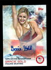 2014 Topps US Olympic and Paralympic Team and Hopefuls Trading Cards 33